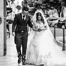 Fotografo di matrimoni Luca Cameli (lucacameli). Foto del 16.12.2016