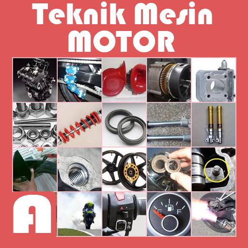 Teknik Mesin Motor 遊戲 App LOGO-硬是要APP