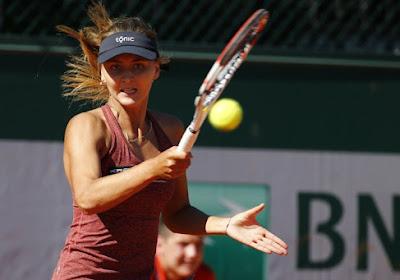 Maryna Zavenska verliest in Boekarest van Cirstea