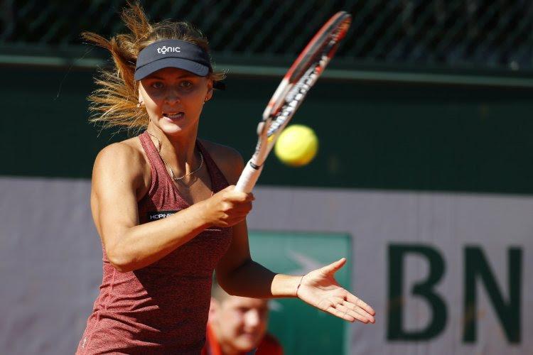 Zanevska éliminée au tournoi de Bogota