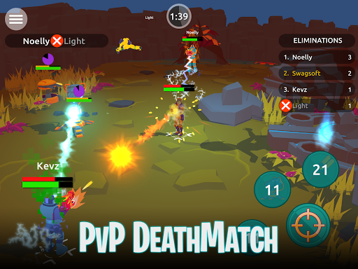 Space Pioneer: Action RPG PvP Alien Shooter 1.13.0 screenshots 12
