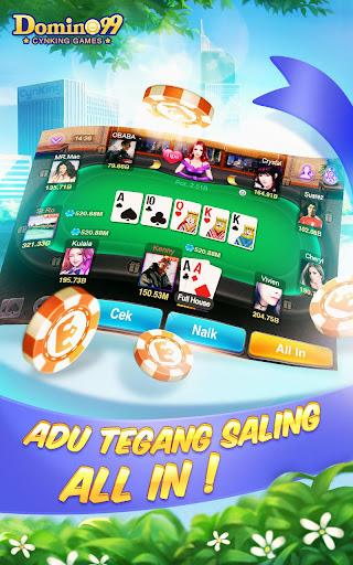 Domino Qiuqiu 99 Pulsa Free Overview Google Play Store Indonesia