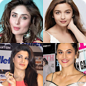 Guess the Bollywood Actress icon