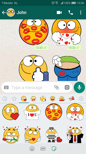 Emojidom stickers for WhatsApp free -WAStickerApps 2.11 Apk for Android 3