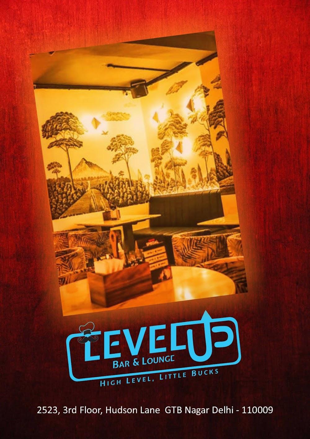 Level Up menu 8