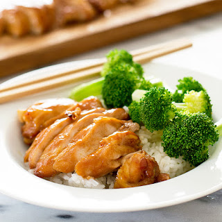 Easy Teriyaki Chicken With Homemade Teriyaki Sauce