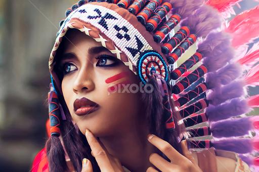 20edf25b67 Beauty Indian Girl by Amin Basyir Supatra - People Portraits of Women (  bali, girl