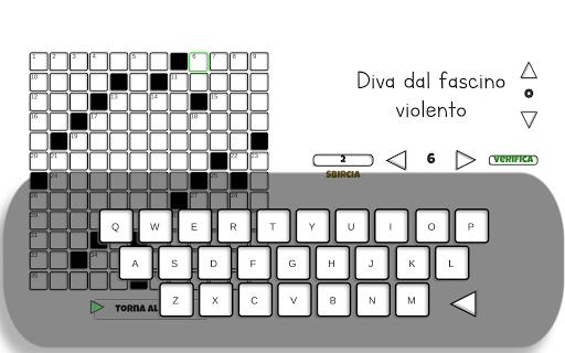 Cruciverba italiani - Enigmistica gratis 2019 screenshot 3