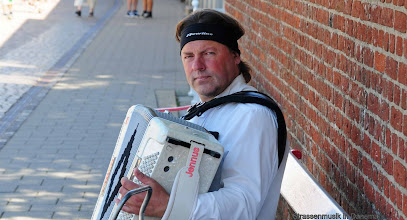 Photo: Strassenmusik in Dänemark
