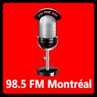 Radio FM 98.5 Montréal icon