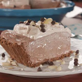 Cocoa Loco Cream Cheese Pie.