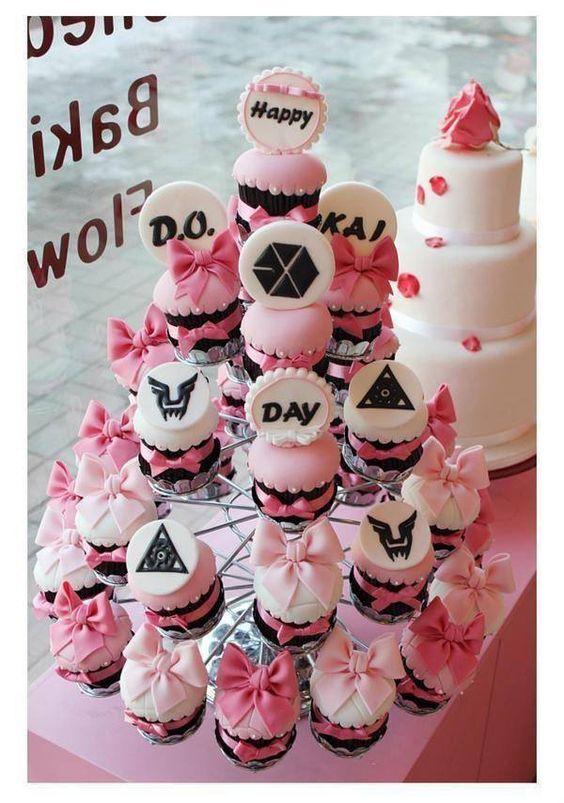 exo cake