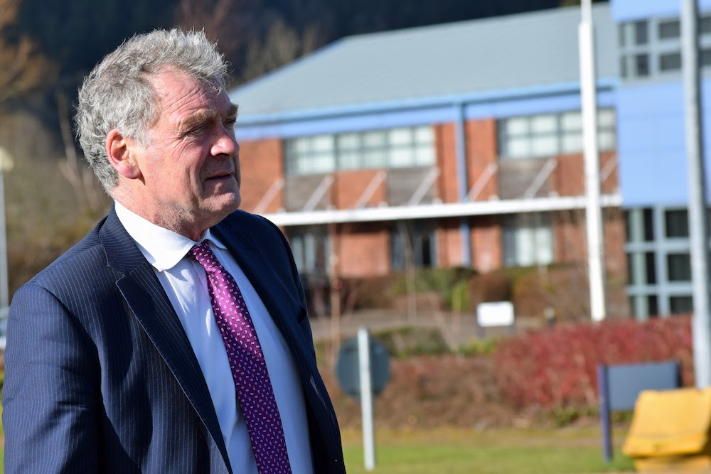 Glyn retains Montgomeryshire