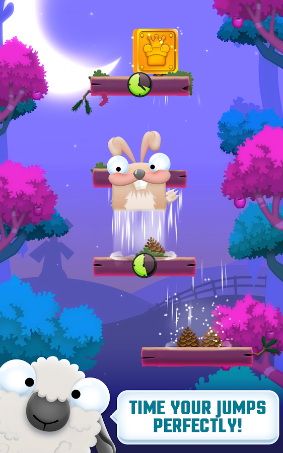 Fluffy Jump- screenshot