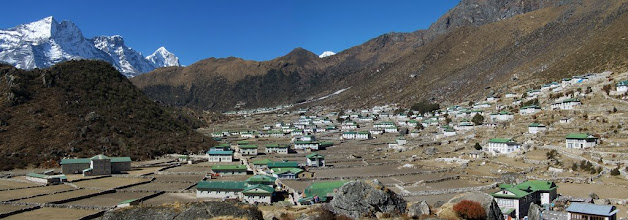 Photo: Khumjung