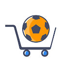 Booki Sports Shop, Tilak Nagar, New Delhi logo