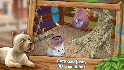 Download PetHotel - My animal boarding (Mod) untuk Android