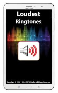 Loudest Ringtones screenshot 7