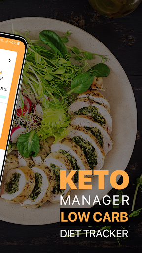 Keto Manager: Low Carb Diet Tracker, Macro Counter 2.7 screenshots 2