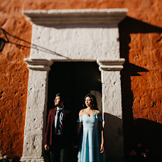 Wedding photographer Hans Rivadeneira (hansandroxes). Photo of 14.10.2018