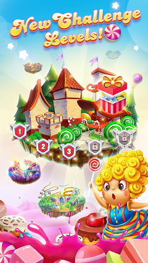 Candy Charming - 2019 Match 3 Puzzle Free Games for Android apk 5