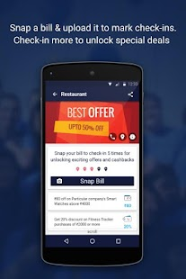 Daddys Pocket-Cashback&Offers- screenshot thumbnail