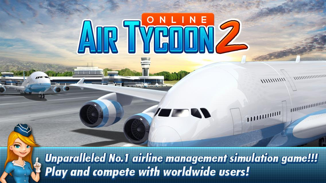 AirTycoon Online 2- screenshot