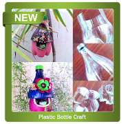 Plastic Bottle Craft icon