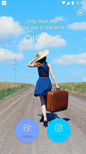 PICNIC! Weather Genie Photo Filter & Camera