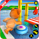 Download Teddy Fun Run - New Water Park Game 2019 For PC Windows and Mac