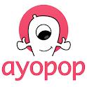 Isi Paket Data Pulsa: Ayopop icon