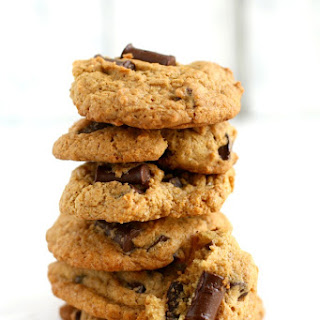 Classic Gluten Free Chocolate Chunk Cookies.