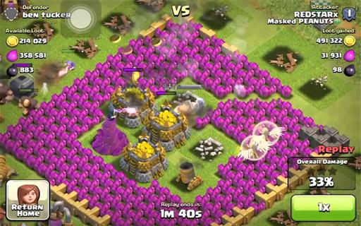 Coc war base