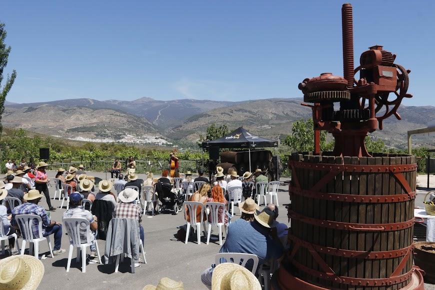 Estancias hoteleras y casas rurales al completo, y éxito de público en el festival.