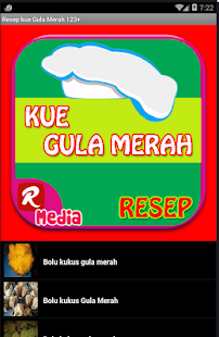 Resep Kue Gula Merah 123+ - náhled