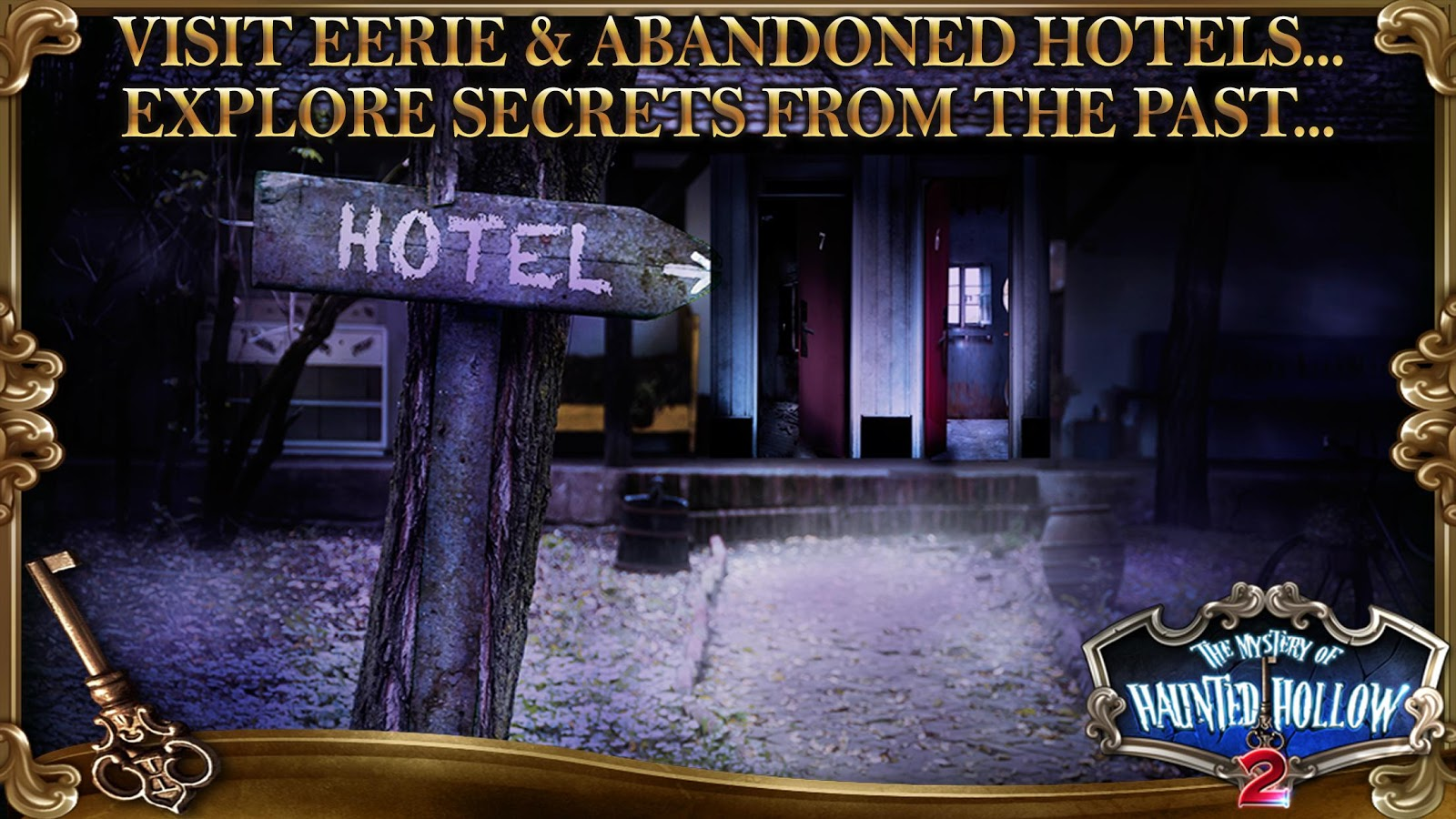 The Mystery of Haunted Hollow 2 - Escape Games- screenshot