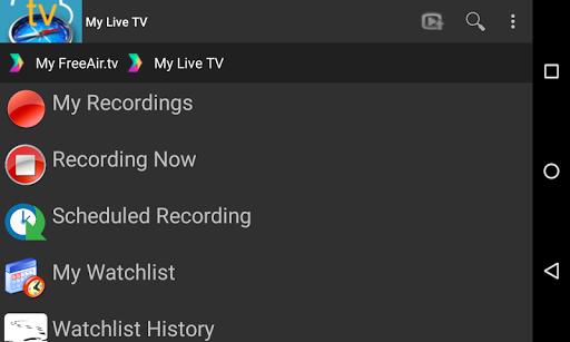 FreeAir.tv: Watch, Pause, Record Live TV anywhere 3.12.01 screenshots 15
