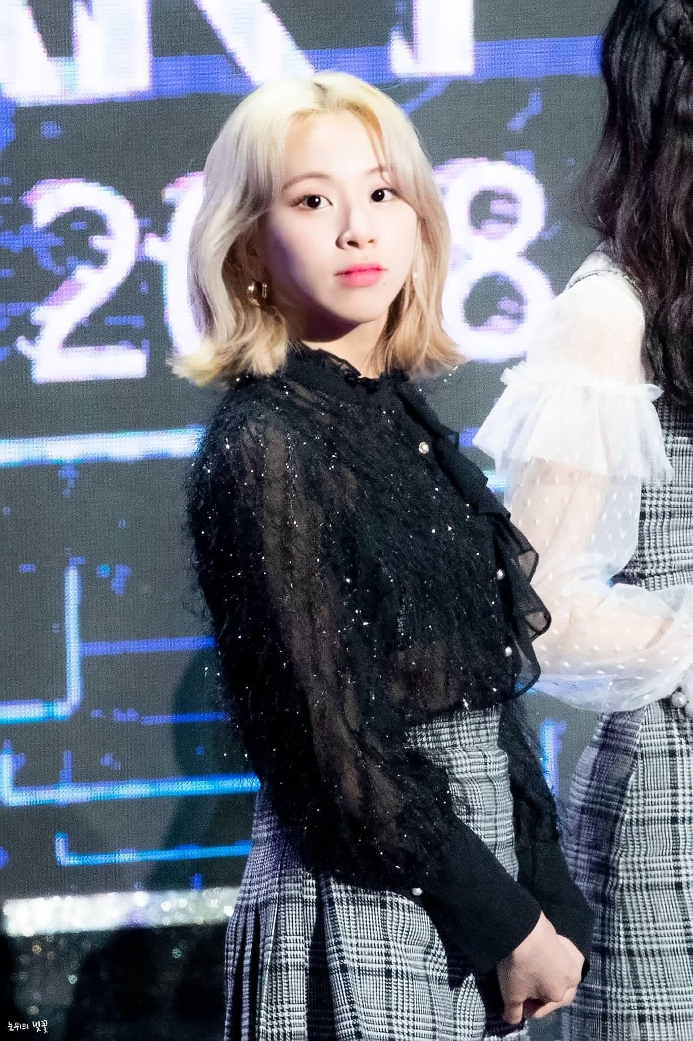 chaeyoung stage 50
