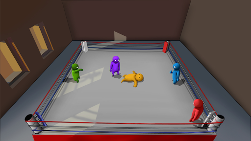 Gang Beasts Warriors Games (apk) free download for Android/PC/Windows screenshot