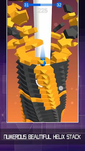 Drop Helix Ball screenshot 1