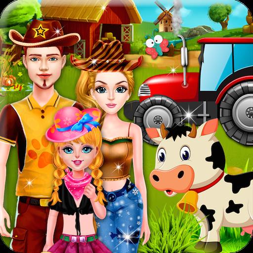 My Family Love Farm House Life