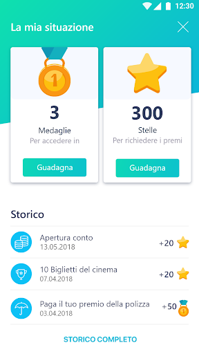 Intesa Sanpaolo Reward screenshot 3