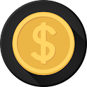 Simple Coin Flip (Phone+Wear) icon