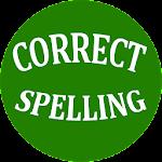 Correct Spelling - english language grammar free 3.3