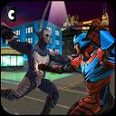 Super Lord Hero vs Alien Elf Crime Battle APK