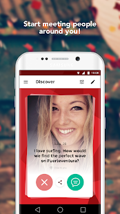 Candidate – Dating App- screenshot thumbnail