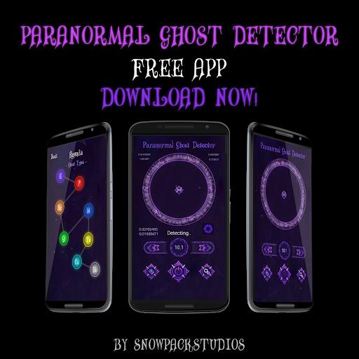 Paranormal Ghost Detector 1.1.3 screenshots 1