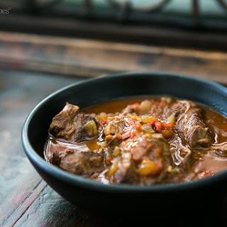 Basque Lamb Stew.