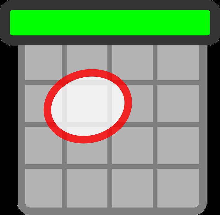 ... Week, Organizer, Schedule