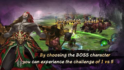 Legends of Throne (Dreamsky)  screenshots 4